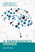 "Cover of Book, ""A Parkinson's Primer."""