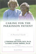 "Cover of the guide ""Caring for the Parkinson Patient."""