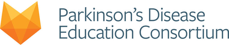 Logo for the Parkinson's Disease Education Consortium.