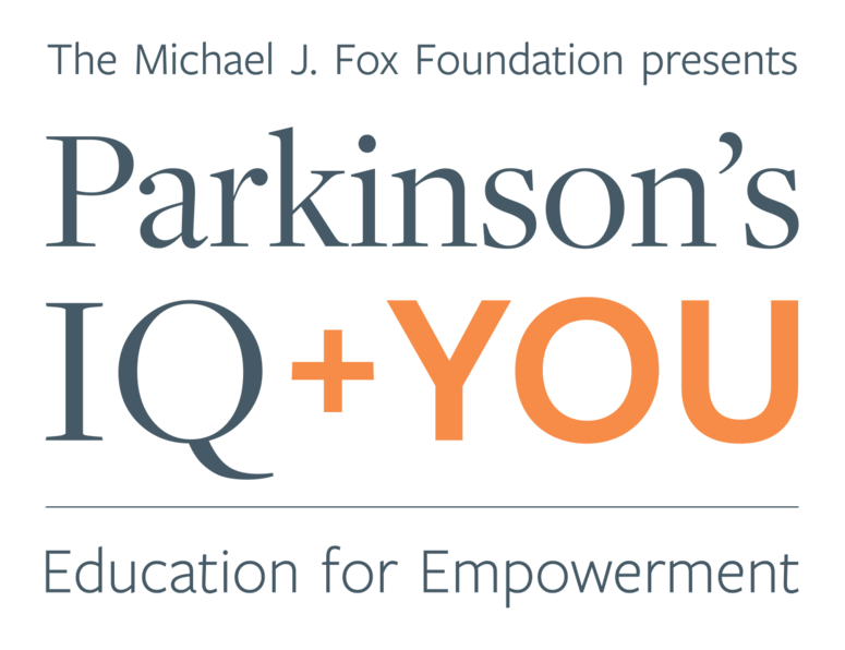 Parkinson's IQ + You
