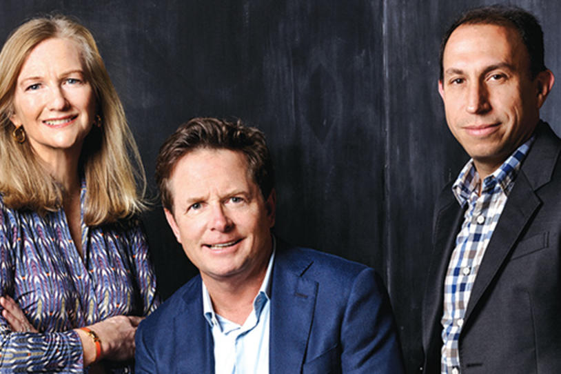 'Variety' Recognizes Michael J. Fox as 'Philanthropist of the Year'