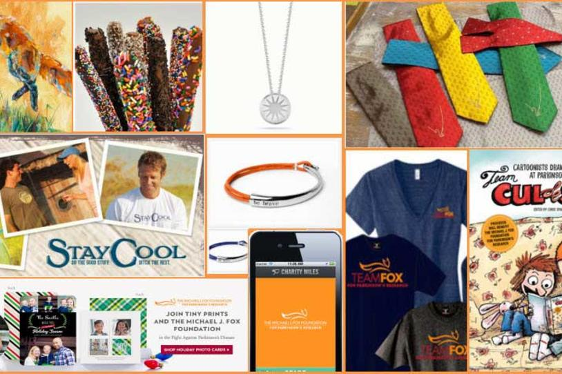 10 Gifts that Give Back to The Michael J. Fox Foundation
