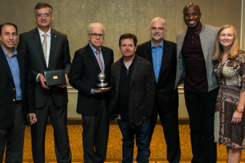 MJFF Honors Leading Scientists in Parkinson's and Dystonia Research