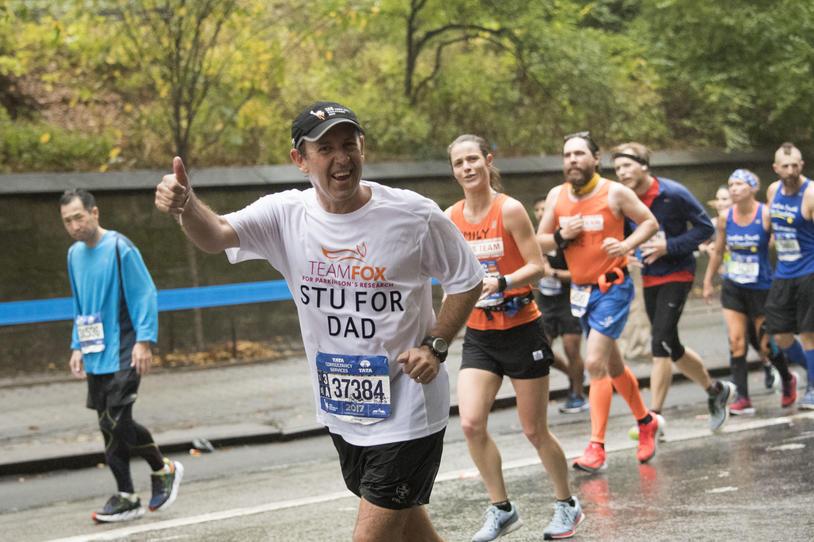 Considering Running The Tcs New York City Marathon With Team Fox