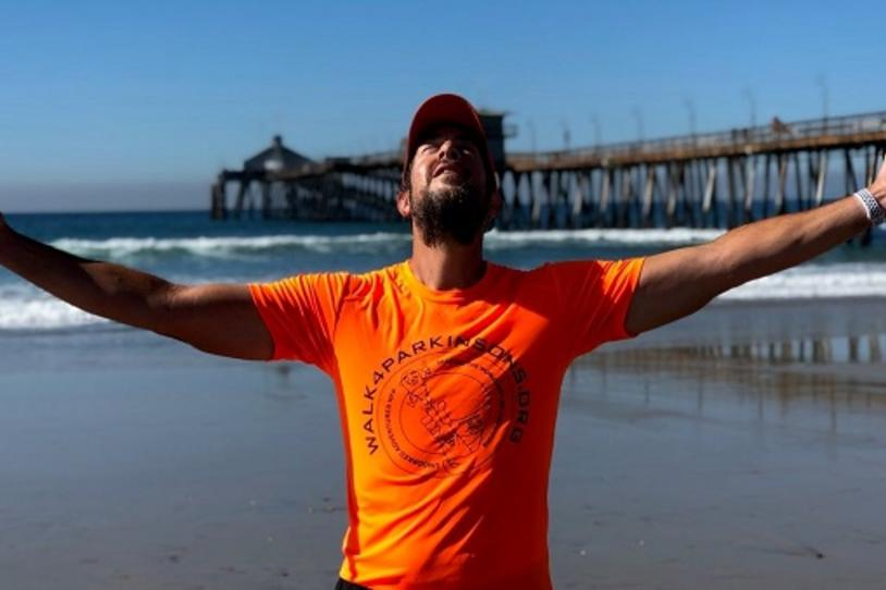 Walking 2,500 Miles to Close the Gap on a Cure