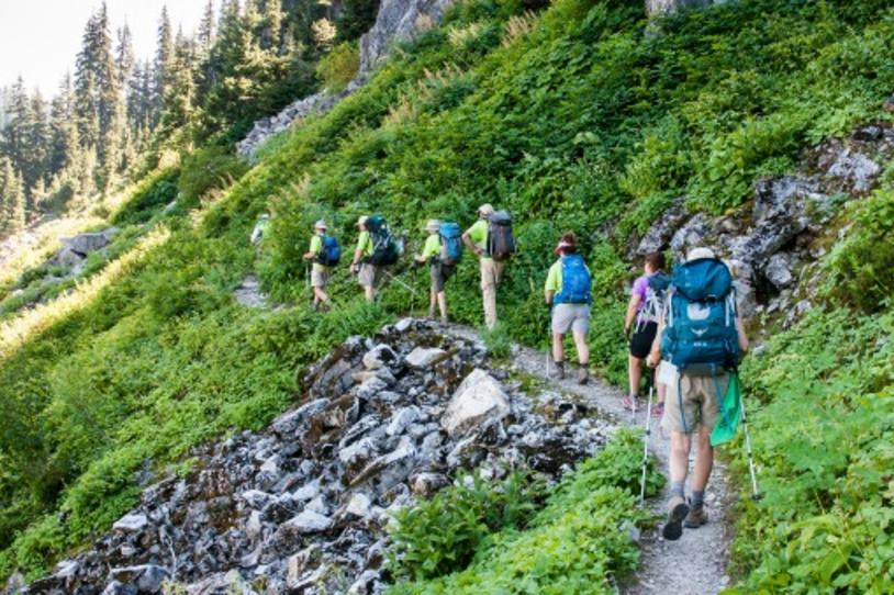 From Pass to Pass: Parkinson's Hikers Complete Nine-Day Adventure