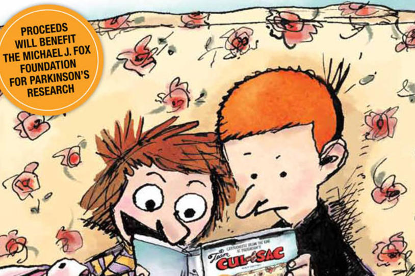 A Comic Book for a Cure: How 100+ Famed Cartoonists Came Together to Honor One of Their Own