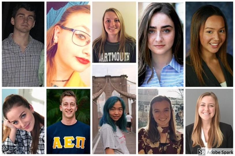 Our 2018 Summer Interns are Leaders in the Office and Community