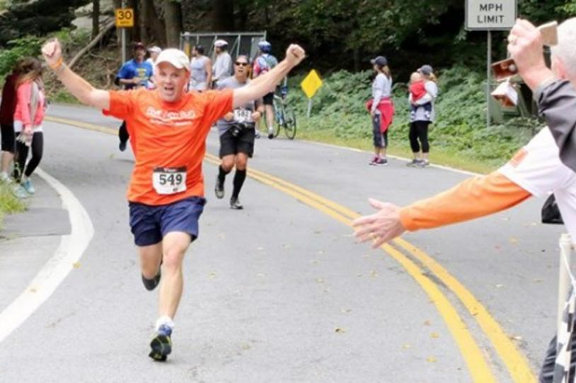 In it to Finish it: John Ryan's Road to the 2013 NYC Marathon