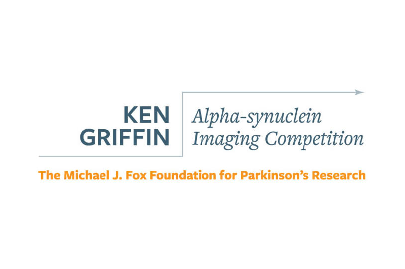 Logo for Ken Griffin Alpha-synuclein Imaging Competition.