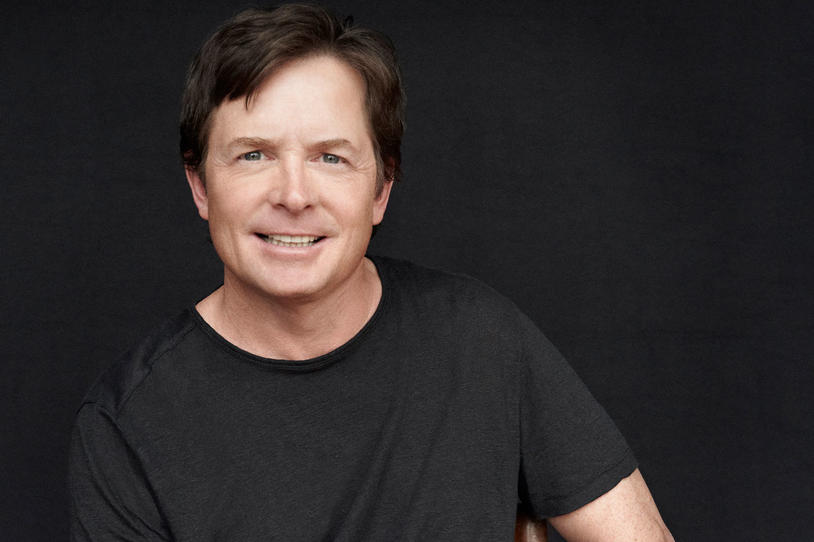 Start Parkinson's Awareness Month by Checking out Michael J. Fox on the cover of Parade Magazine!