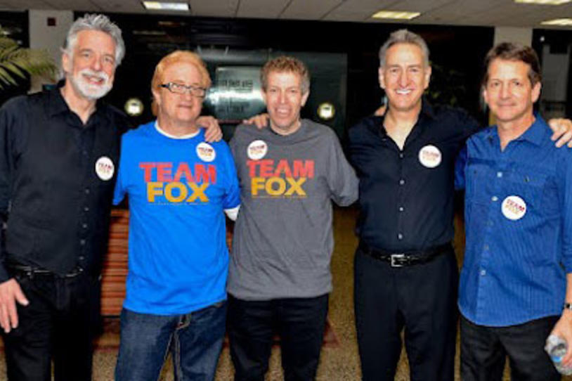 Catching up with Team Fox Member Mark Stern