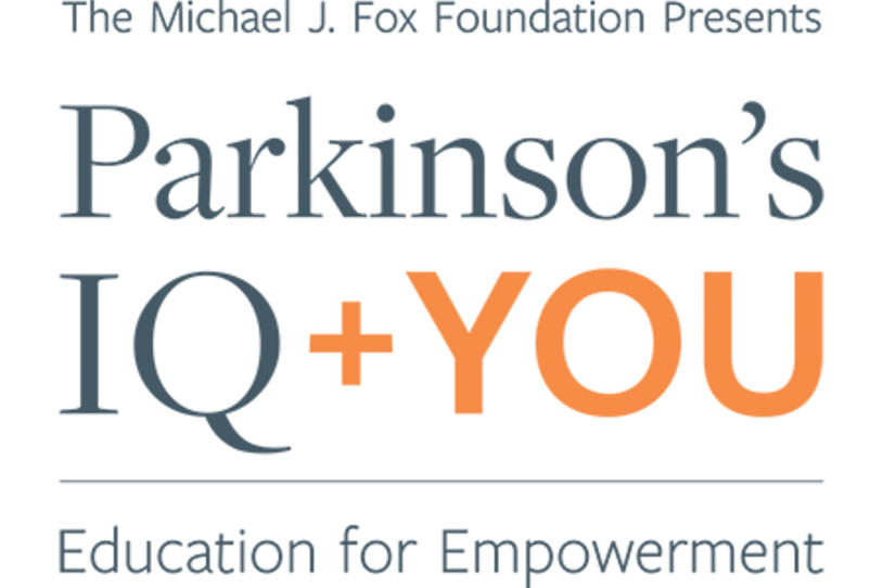 Logo for Parkinson's IQ + You.