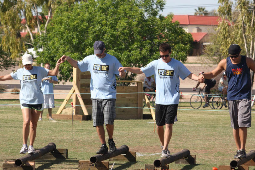 The 3rd Annual Baehr Challenge Promotes Exercise and Parkinson's Disease Awareness