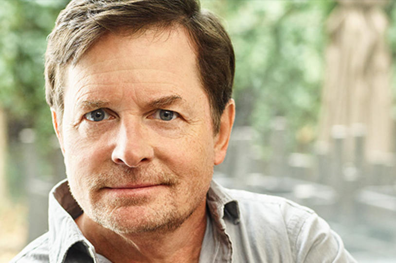 "Michael J. Fox on Living with Parkinson's: ""To me, hope is informed optimism"""