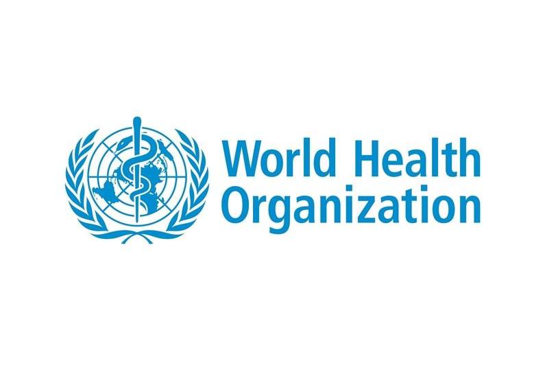 Logo van de Wereldgezondheidsorganisatie