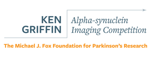 Ken Griffin Alpha-synuclein Imaging Competition Logo