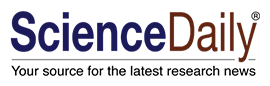 Logo for Science Daily Website.