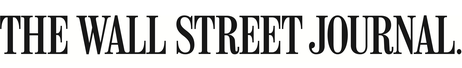 Logo for the Wall Street Journal.