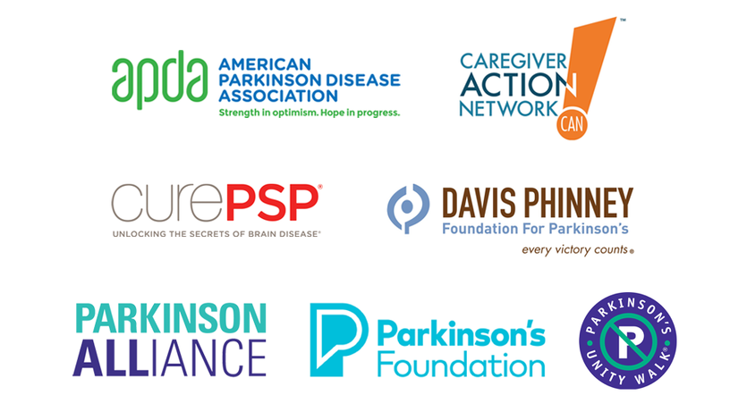 Parkinson's IQ and You National Sponsors