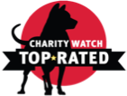 Charity Watch Top Rated badge